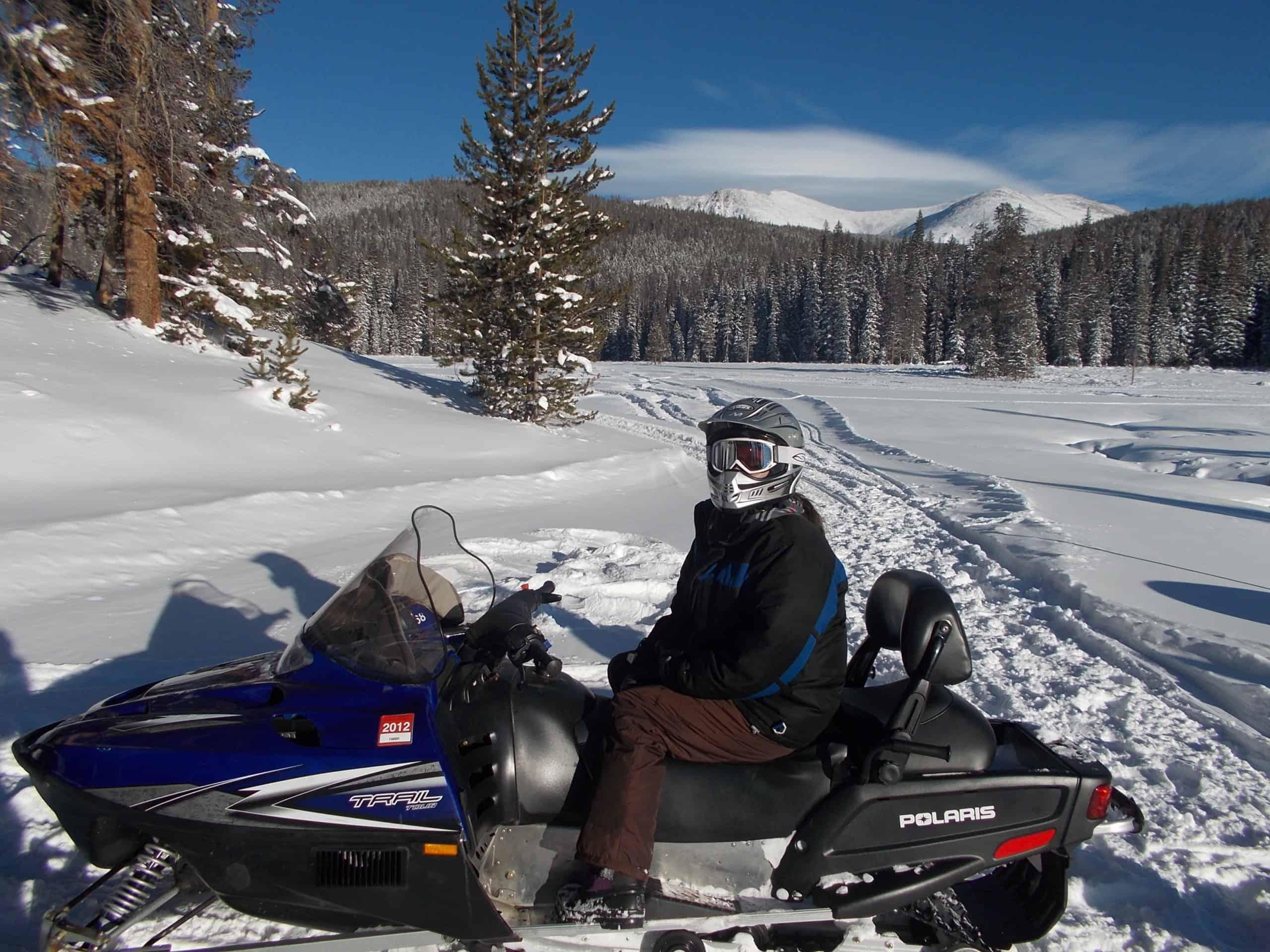Snowmobile Scaventures